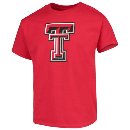 Tech Red Raiders Pool Table (Texas Tech Red Raiders Russell Youth Oversized Graphic Crew Neck T-Shirt - Red)