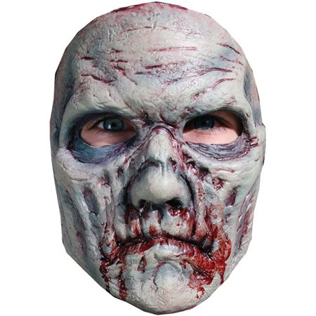 Bruce Spaulding Zombie 8 Mask Adult Halloween Accessory (Zombie Adult)