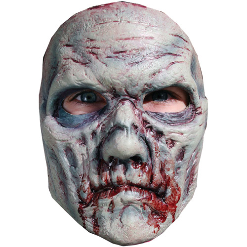 Bruce Spaulding Zombie 8 Mask Adult Halloween Accessory