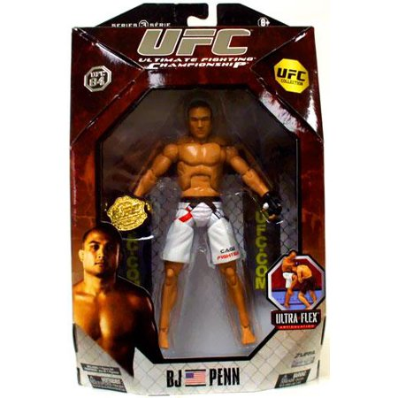 UFC UFC Collection Series 3 BJ Penn Action Figure [UFC 64]