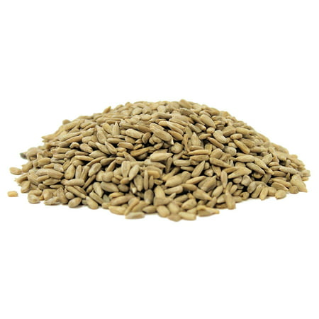 Sunflower Seeds Natural Unsalted Kernels by Its Delish, 5 lbs ()
