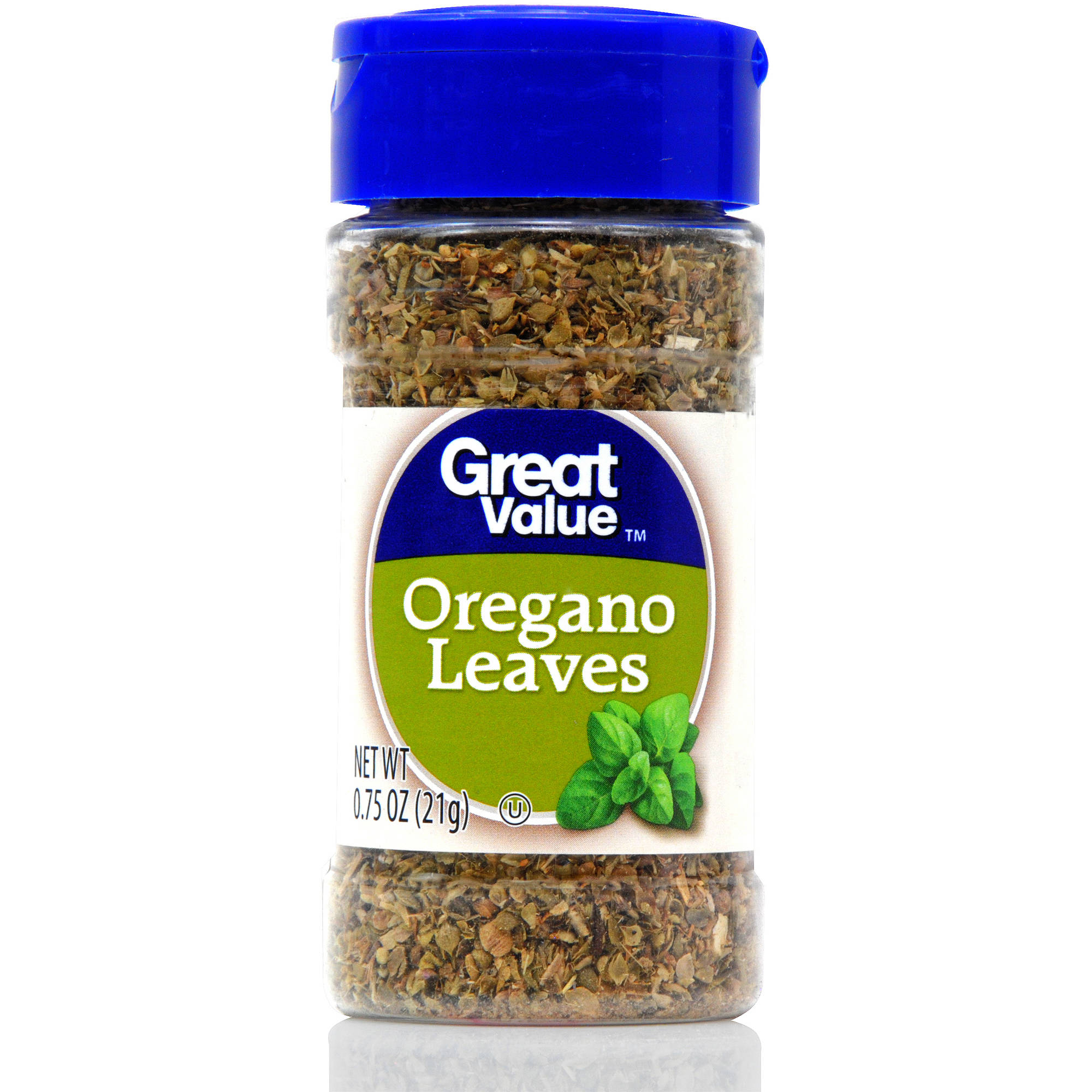 Great Value Oregano Leaves, .75 oz