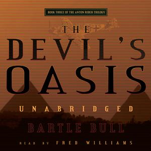 The Devil's Oasis - Audiobook