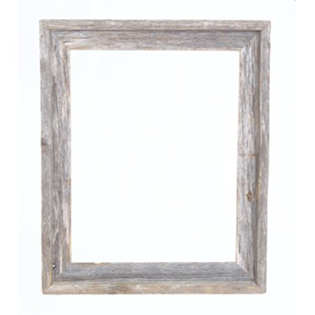 BarnwoodUSA Rustic Farmhouse Open Signature Picture Frame - Our 16x20 Open Picture Frame can be used DIY projects | Crafted From 100% Recycled Reclaimed Wood | No Assembly Required