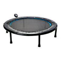Stamina 36-Inch Trampoline Circuit Trainer with monitor