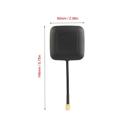 5.8Ghz 14dBi High Gain Panel Antenna and 2.4GHz 3dBi Antenna Kit for Hubsan H501S FPV Distance Enhanced - image 4 of 6