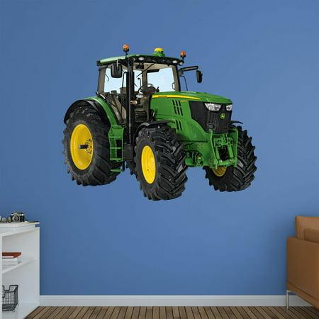 fathead john deere 6210r tractor wall decal - walmart