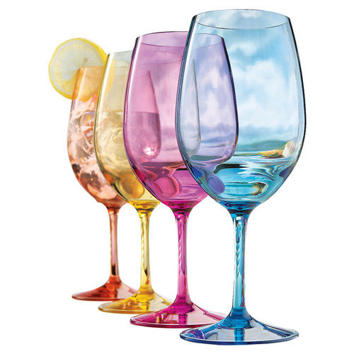 Wine Enthusiast All Purpose 20 Oz. Wine Glass (Set of 2) (Set of 4)