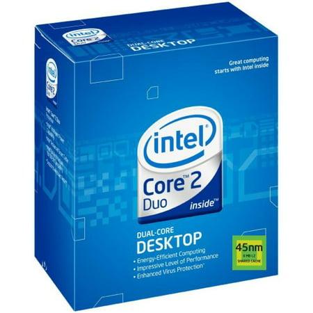 Intel Core 2 Duo E8600 3.33 GHz 6M L2 Cache 1333MHz FSB LGA775 Dual-Core Processor - image 1 de 1