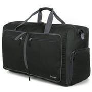 """Gonex 80L 27"""" Foldable Travel Duffle Bag Water & Tear Resistant 10 Colors"""