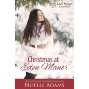 Christmas at Eden Manor - eBook