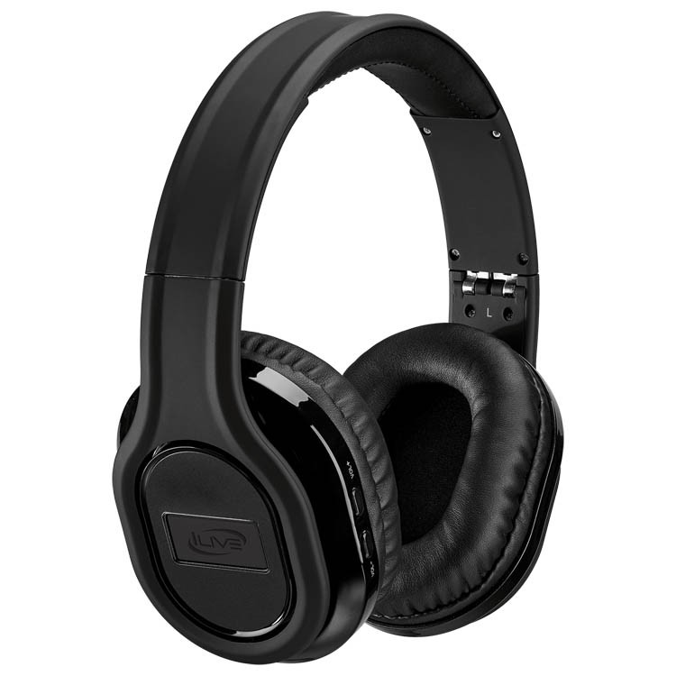 iLive Noise Cancelling Wireless Headphones IAHP87B