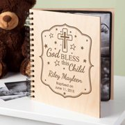 Personalized God Bless This Child Photo Album