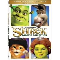 Shrek 4-Movie Collection (DVD)