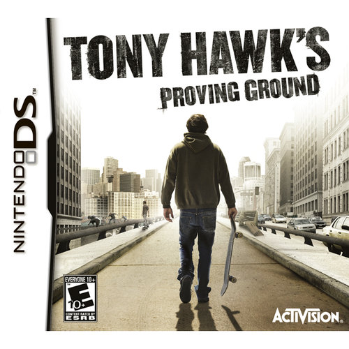 Tony Hawk Proving Ground (DS) - Pre-Owned