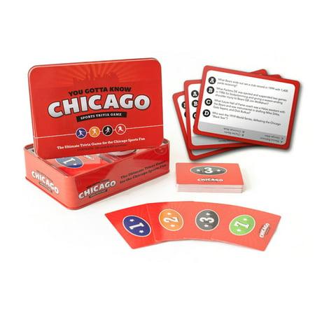 Halloween Trivia Games Online (You Gotta Know Chicago - Sports Trivia)