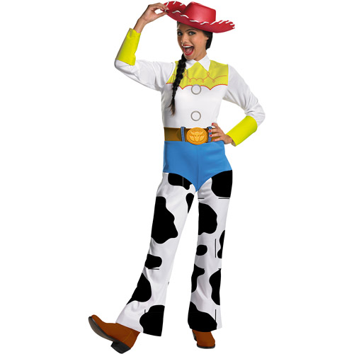 Toy Story Jessie Classic Adult Halloween Costume  sc 1 st  Walmart & Adult Minion Costumes
