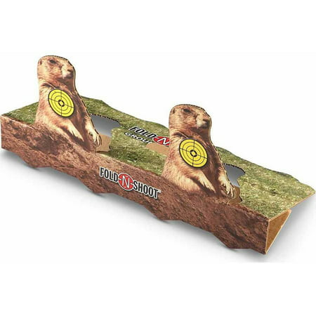 Woody's Ground Target, Stand Up Prairie Dogs (Ground Target)