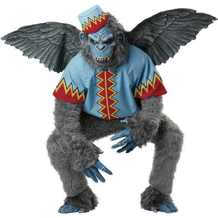 Winged Monkey Adult Halloween Costume