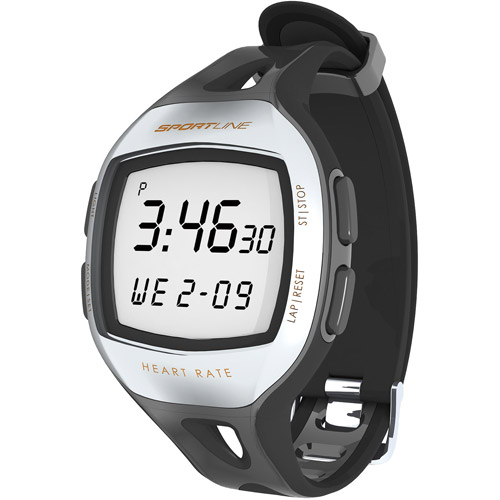 sportline 12 function ecg heart rate monitor watch with patented 1 rh walmart com Sportline Duo Manual Sportline Duo Manual