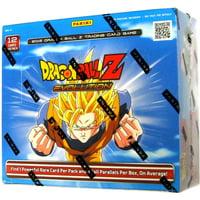 Dragon Ball Z Collectible Card Game Evolution Booster Box