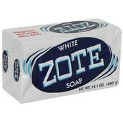 Product Of Zote, White Bar Soap - Clothes, Count 1 - Laundry Detergent / Grab Varieties & Flavors