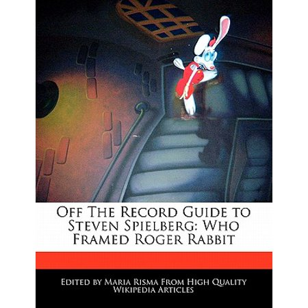 Off the Record Guide to Steven Spielberg : Who Framed Roger Rabbit](Roger Rabbit's Girlfriend)