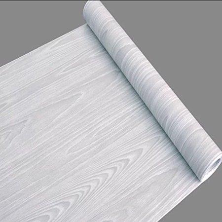 SimpleLife4U Light Gray Wood Grain Contact Paper Self Adhesive Shelf Liner Table Door Sticker 17.7 Inch by 9.8 Feet SimpleLife4U Light Gray Wood Grain Contact Paper Self Adhesive Shelf Liner Table Door Sticker 17.7 Inch by 9.8 Feet