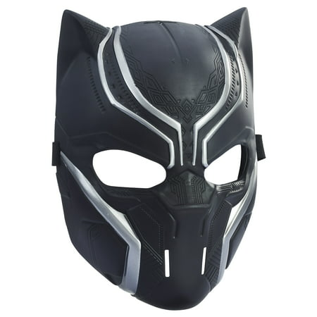 Marvel Black Panther Black Panther Basic Mask (The Black Cat Marvel)