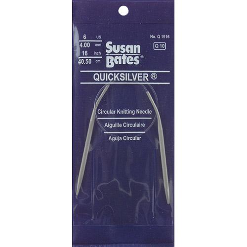 Quicksilver Circular Knitting Needle