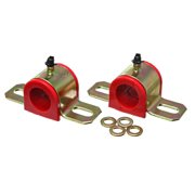 Energy Suspension Universal Red Greaseable 35mm Sway Bar Bushings