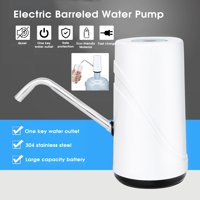 Wireless Automatic Water Dispenser USB Automatic Bottle Water Pump Electric Drinking Water Pump