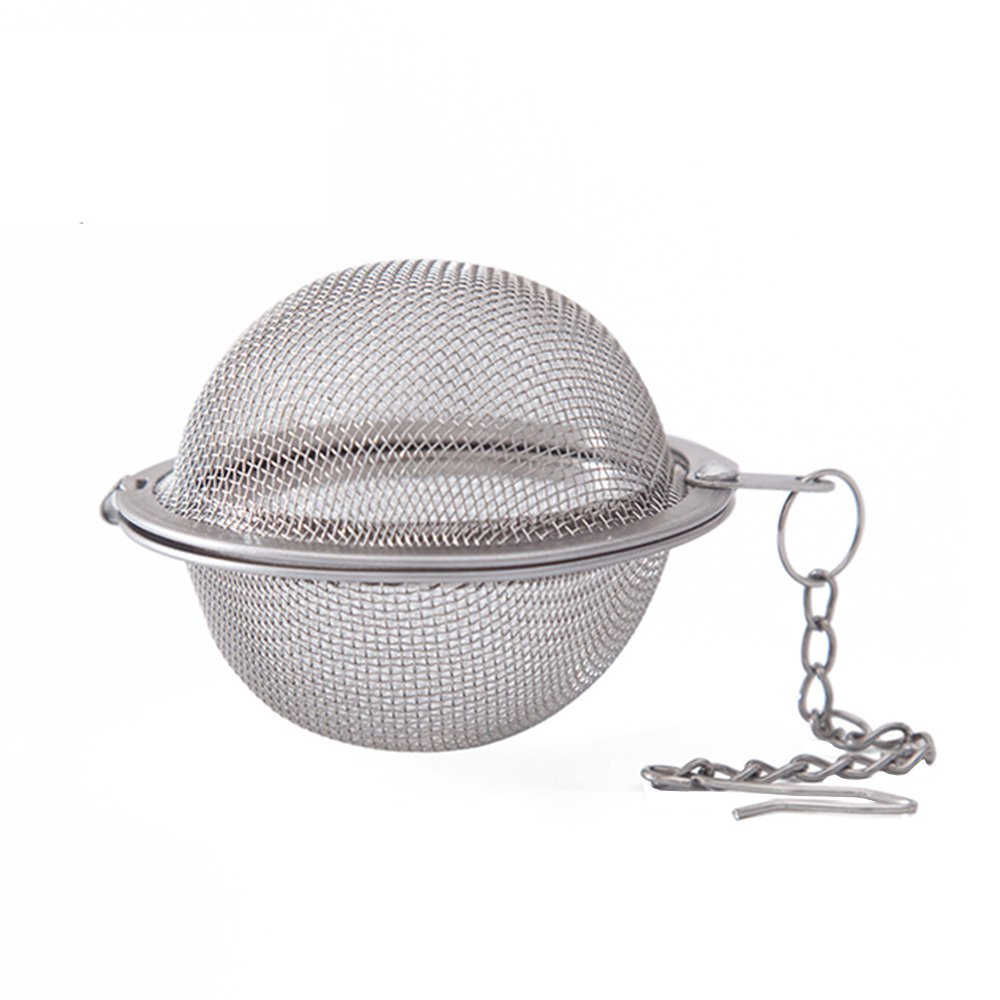 Reusable Stainless Steel Tea Infuser Basket Fine Mesh Tea Strainer Fi Mpia