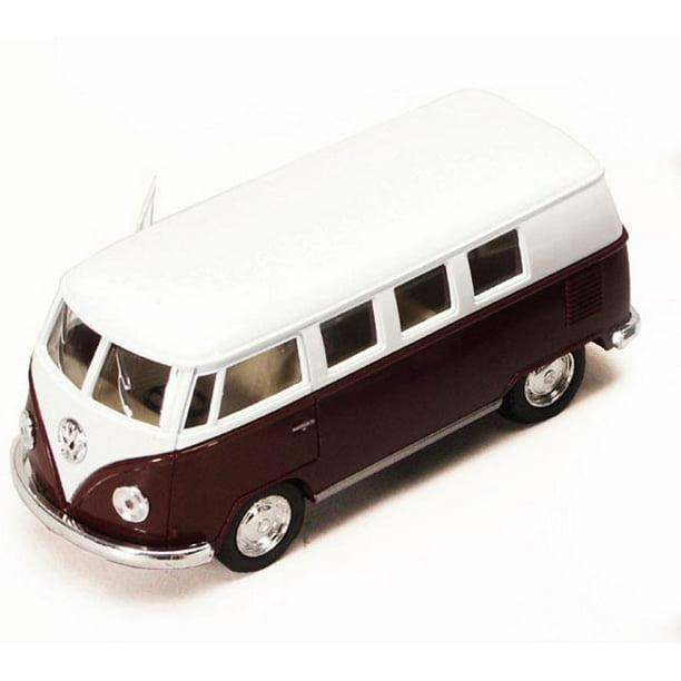 1962 Volkswagen Classic Bus, Brown