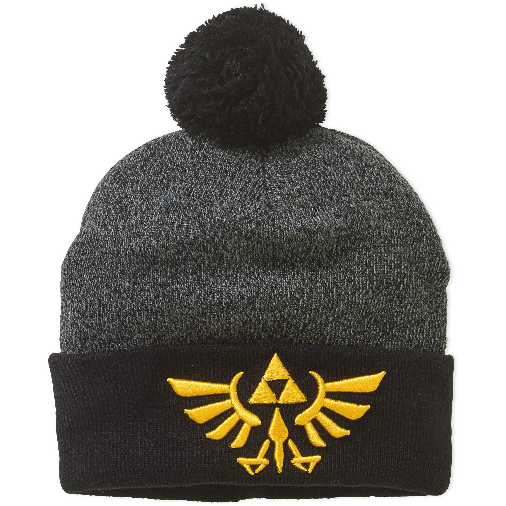 Zelda Cuff Men's Beanie Hat