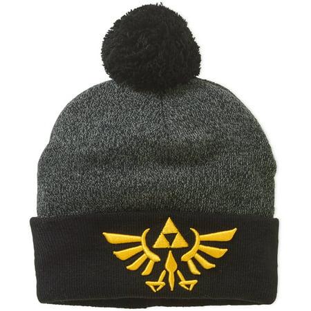 3930c3e161c LICENSE - Zelda Cuff Men s Beanie Hat - Walmart.com
