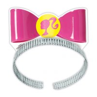 Barbie 'Sparkle' Paper Tiaras (8ct)