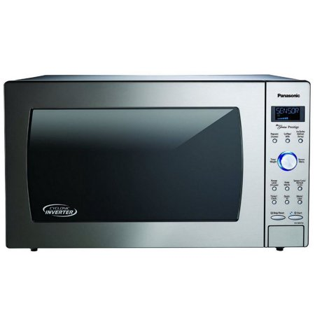 Panasonic 2 Cu Ft Built In Countertop Cyclonic Wave Microwave Oven With