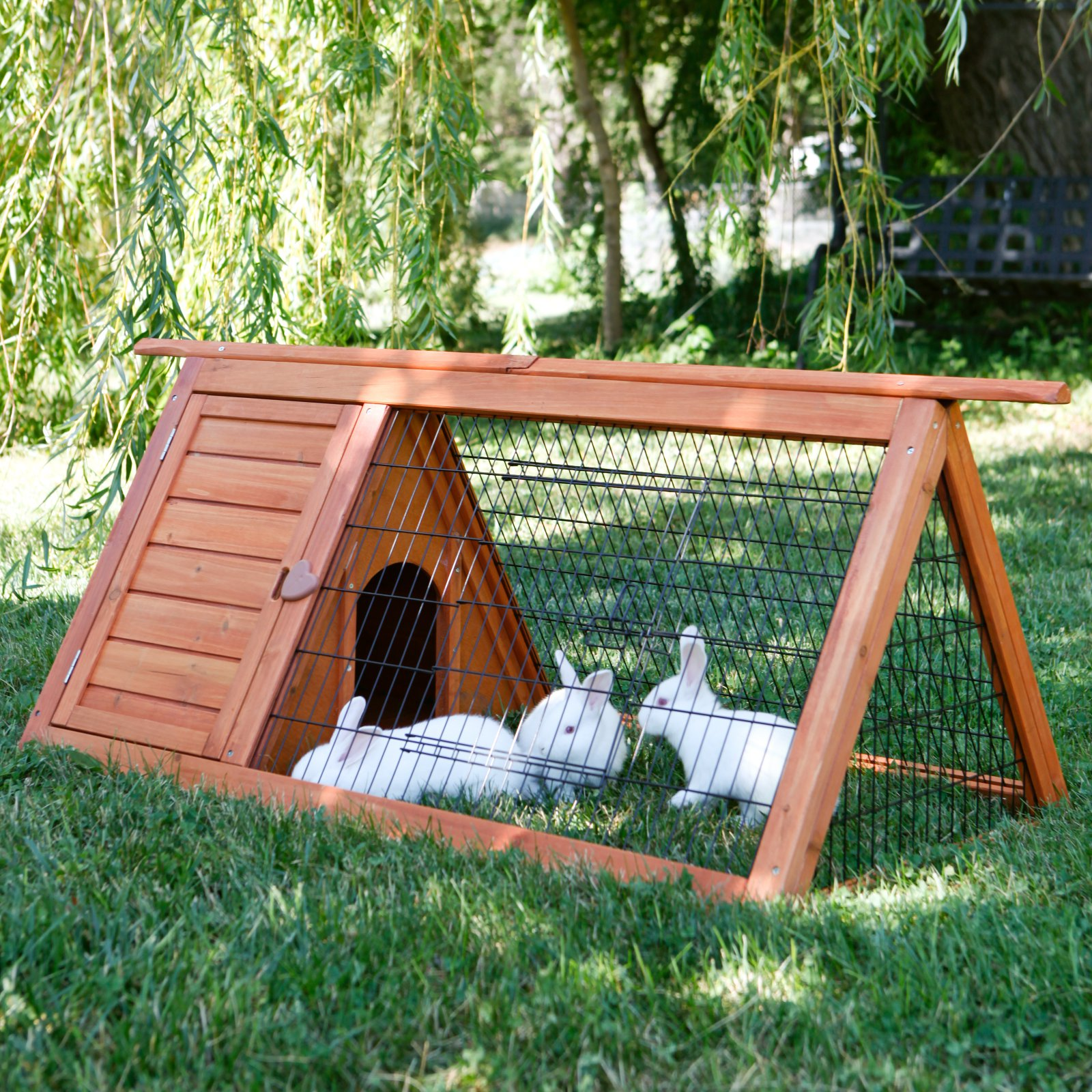 Ware Premium Backyard Small Animal Hutch - 1533
