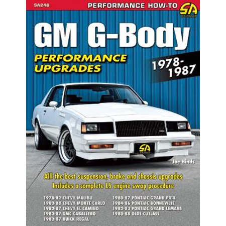 GM G-Body Performance Upgrades 1978-1987 - eBook