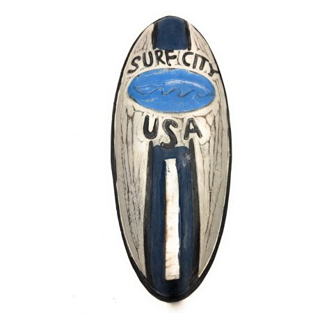Surfing Decor Surf Decor - Surf City, USA Surf Sign 14