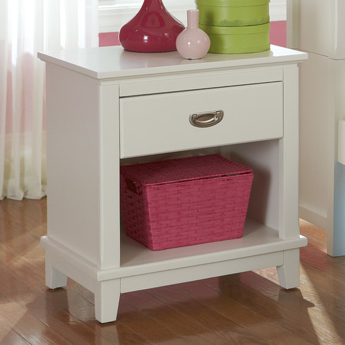 Hillsdale Furniture Bailey 1 Drawer Nightstand by Hillsdale Furniture
