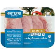 Honeysuckle White Fresh Turkey Breast Cutlets, 1.5-2.5 lb