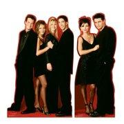 TV Series Friends Cardboard Cutout
