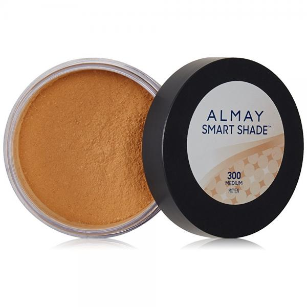 Almay Smart Shade Loose Powder, Medium, 0.1 Ounce
