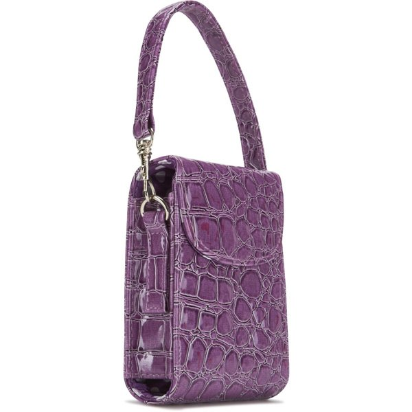 Camera Case, Case Logic Trendy Outdoor Small Travel Womens Camera Case, Purple