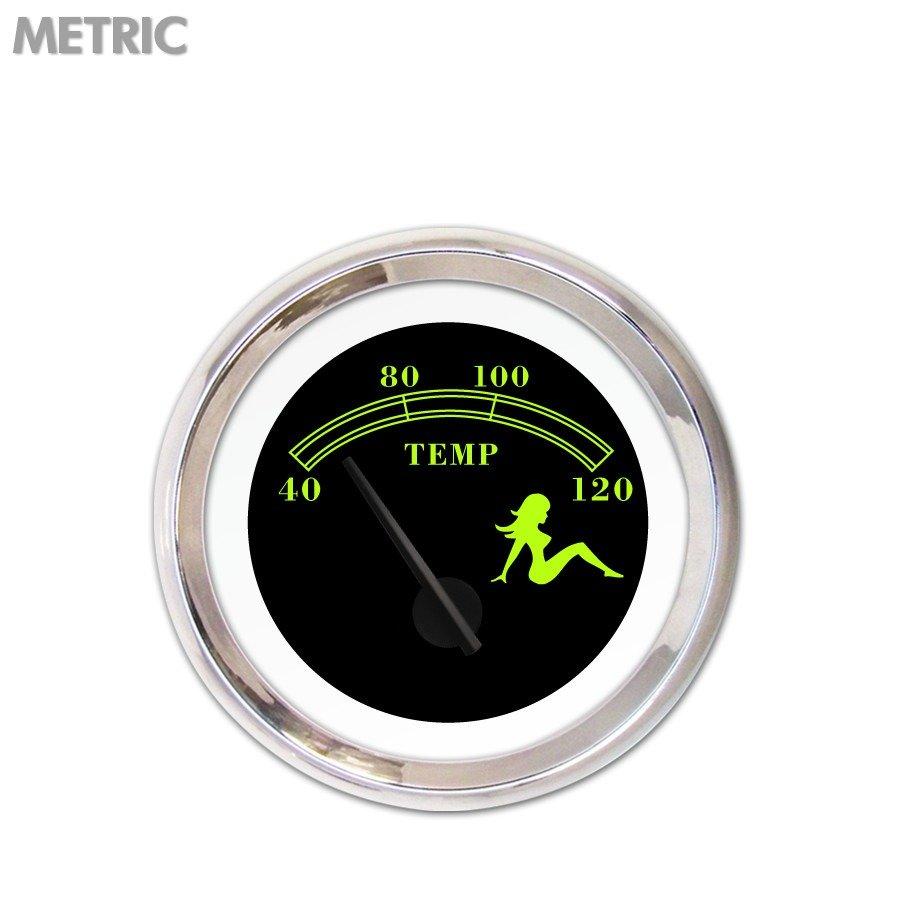 Aurora Instuments 007032 Engine Coolant Temperature Gauge
