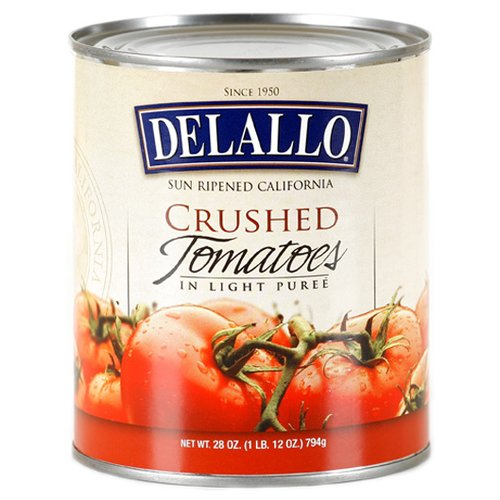 George DeLallo DeLallo  Tomatoes, 28 oz