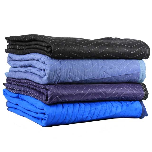 Exceptionnel 4 Pack Miscellaneous Moving Blankets / Furniture Pads