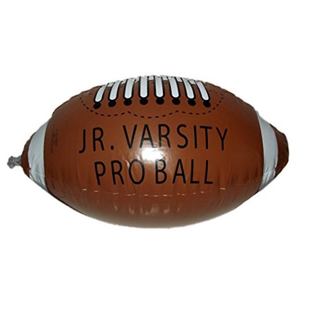 Inflatable Football 16 Inch-1 count (Inflatable Football Field)